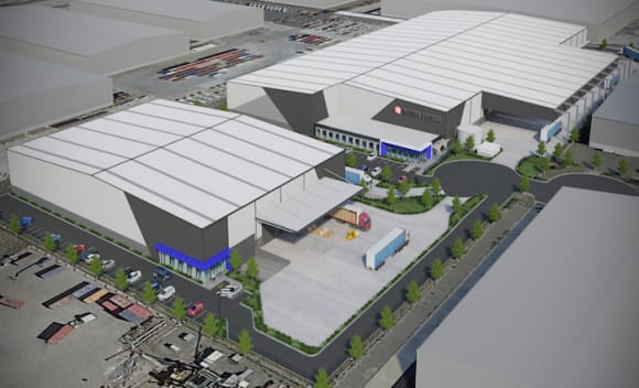 Nippon Express commit to  million distribution centre in Melbourne