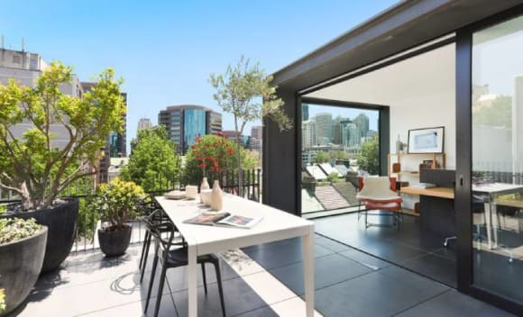 Surry Hills small house designed by Domenic Alvaro listed