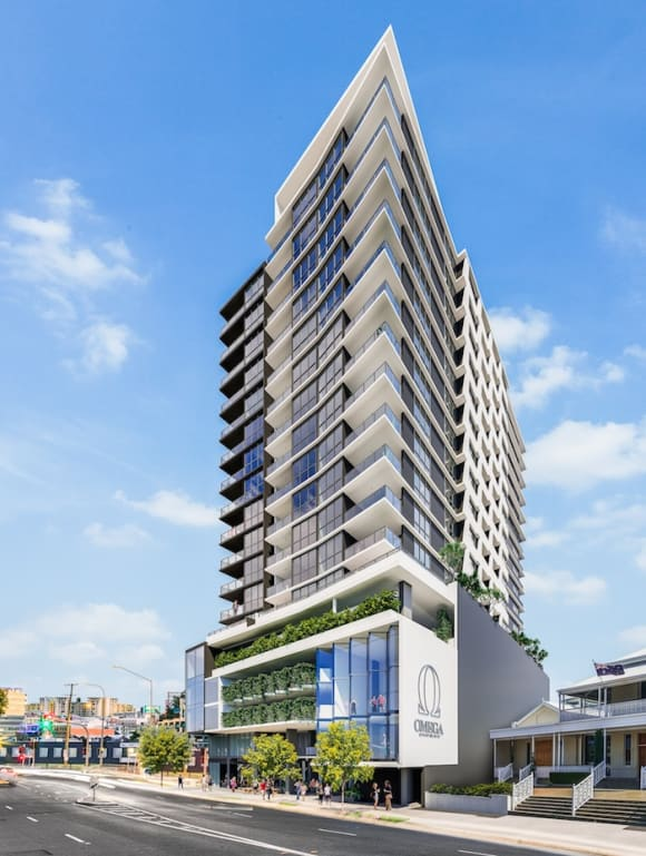 Construction complete at Omega Apartments in trendy RNA showgrounds precinct