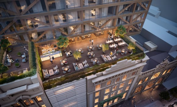ICD Property announces joint venture for City Tatts redevelopment