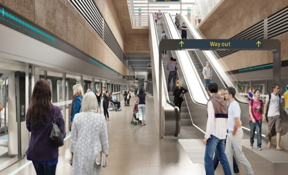 New 9 million Waterloo Metro Quarter project awarded to John Holland and Mirvac