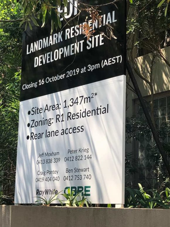 Former CWA Potts Point headquarters offloaded by do-nothing Chinese developer