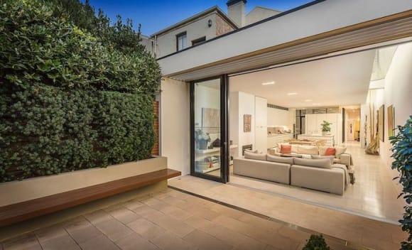 South Melbourne terrace trophy home listed