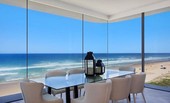 Beachfront Main Beach apartment on the market with .75 million hopes