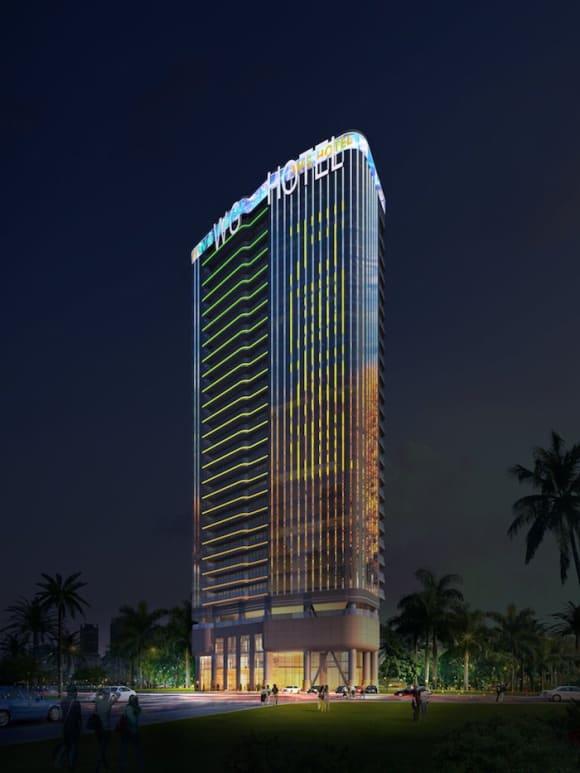 Apartments in Fiji's tallest skyscraper hit the market