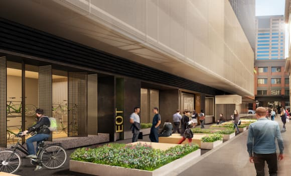 Plans revealed for new 0 million Adelaide CBD office project