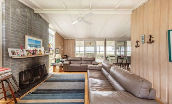Mid century clifftop Sorrento shack sold for  million