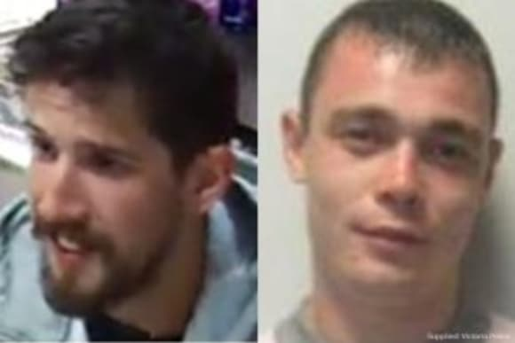 Irish accented pair arrested after Point Cook shooting manhunt ends in Suffolk Park