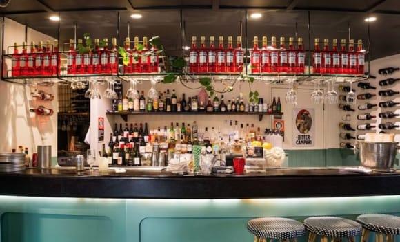 Gazebo Wine Bar & Dining at Kings Cross listed