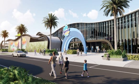 Plans for largest indoor water park in the southern hemisphere in Dingley Village revealed