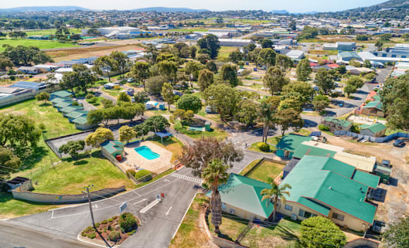 Albany Holiday Resort and Lifestyle Village listed