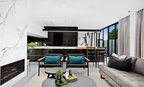 East Melbourne designer cottage listed for sale
