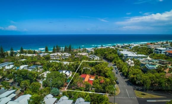 Dolphin Backpackers hostel in Noosa's Sunshine Beach for sale