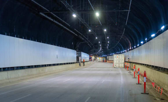New M4 tunnels one step closer to completion