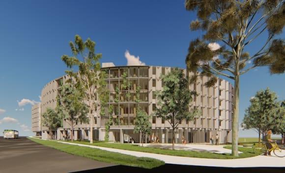 La Trobe University starts 0 million student accommodation project at Bundoora campus