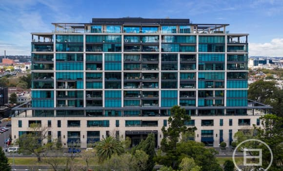 The 1101/150 Clarendon Street, East Melbourne sub-penthouse listed at  million