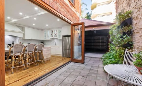 Historic Adelaide Victorian terrace residence under offer