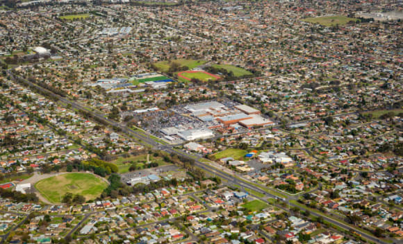 Corio Central and Lennox Village shopping centres listed