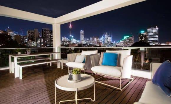 Republic 2, Darlinghurst sub-penthouse listed for June auction