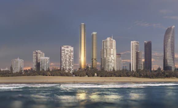 The Star Gold Coast launches second residential tower