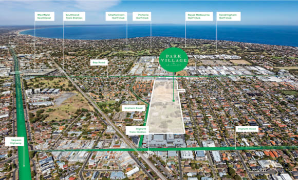 Former Highett CSIRO site to be one of Melbourne's largest infill development sites