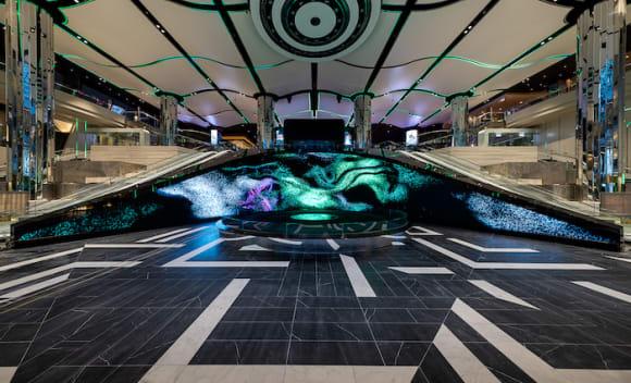 Star Sydney unveils  million Grand Foyer interactive light installation design