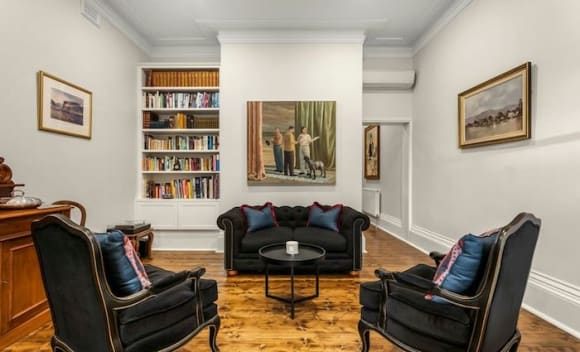 Historic 1856 Fitzroy Royal Terrace trophy home listed