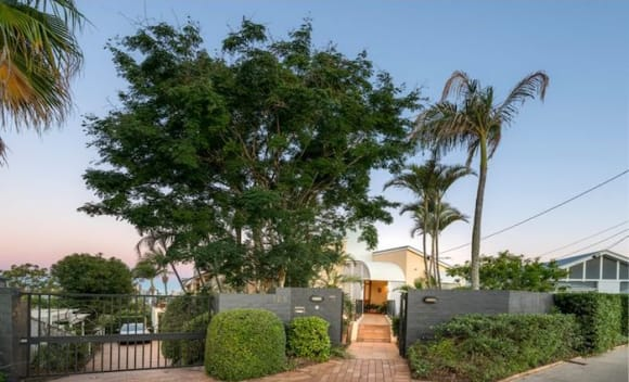 Former Government speech writer's home listed