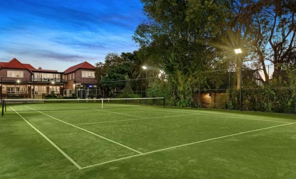 Strathfield trophy home sells for .1 million