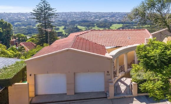 McGrath chief executive Geoff Lucas sells in Cremorne after buying half a Palladian villa in Bellevue Hill