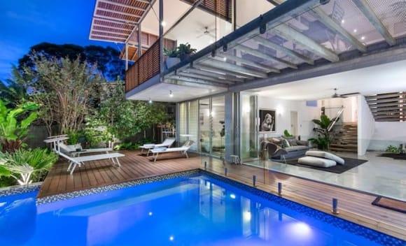 Noosa Heads coastal home with panoramic views listed