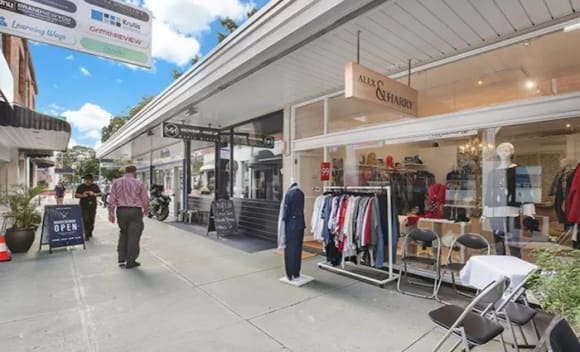 Double Bay's Florida Dry Cleaners premises sells for .25 million