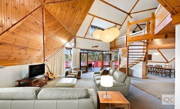 Eden Hills trophy home conceptualised by futurist Richard Buckmeister Fuller listed