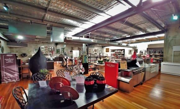 Murarrie Aussie BBQs office/warehouse sells for <img src=