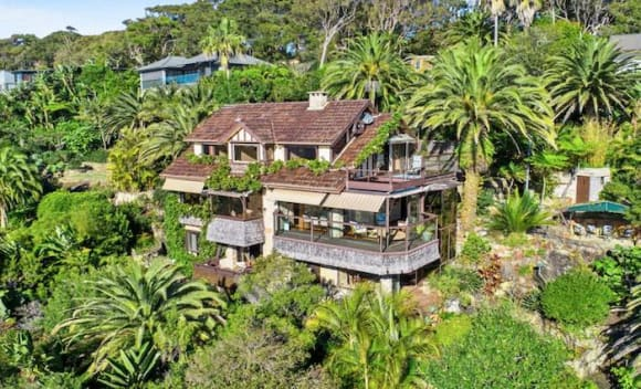 Seabell, one of Palm Beach's earliest homes, listed for  million