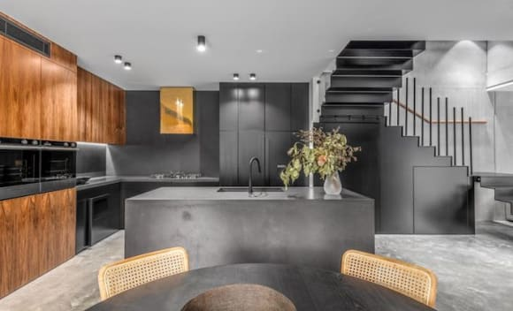 Merewether Japanese architecture-inspired trophy home listed