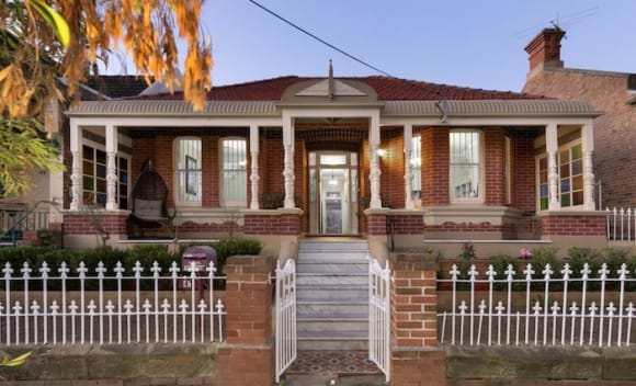 Former Marrickville home of boxing trainer Johnny Lewis passes in 0k less than guide price