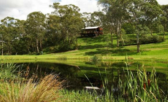 Cedars Mount View, Hunter Valley trophy farmhouse listed
