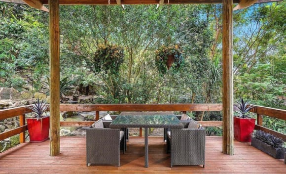 Actor Denise Roberts lists Hunters Hill home