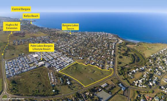 Bargara development site set for auction