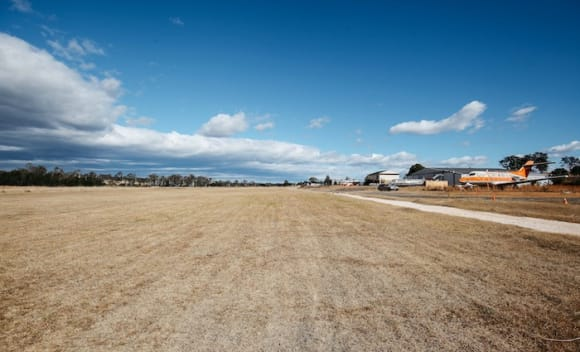 Buy your own airport: Savills list The Oaks Airport in NSW