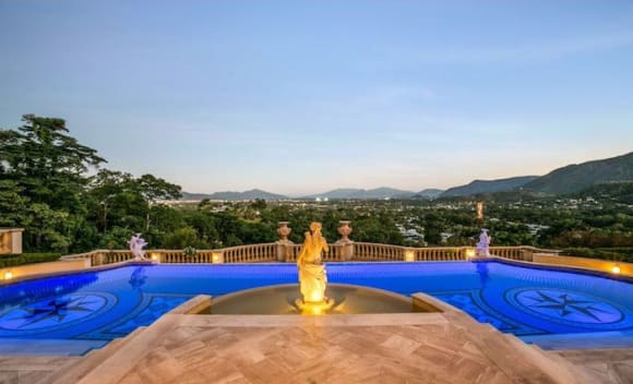 Far North Queensland trophy home relisted for sale