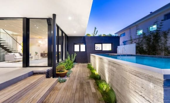 Chindarsi Architects designed home in North Beach, WA listed