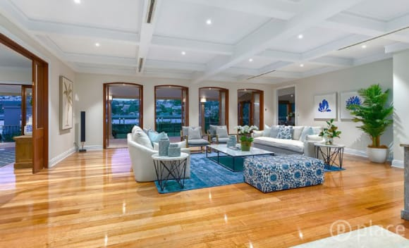 Bulimba riverfront takes Brisbane auction record mantle