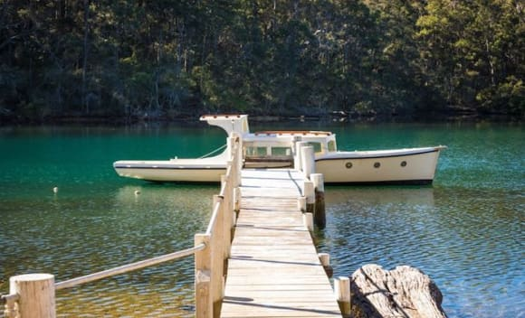 Narooma waterfront home with private jetty sold for .16 million