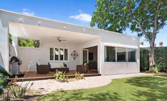 Former premier Jay Weatherill's Alberton family home up for auction