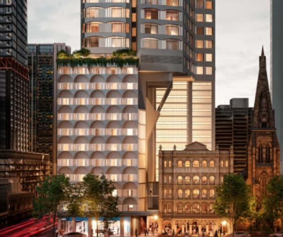 Castle Residences, Sydney release final stage