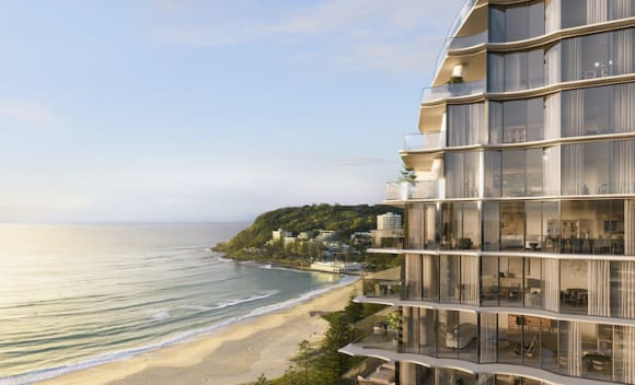 Gold Coast set for Australia's first Mondrian brand residences and five-star hotel