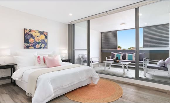 Sans Souci dual level apartment sold