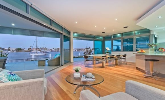 Riverfront Mooloolaba trophy home sold for .1 million